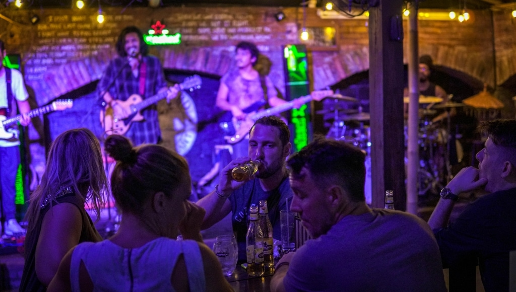 Live Music Nights at The Orchard, Bali