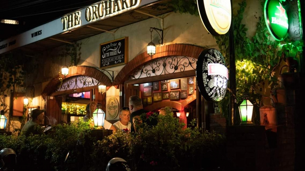 The Orchard - The Best Live Music in Bali