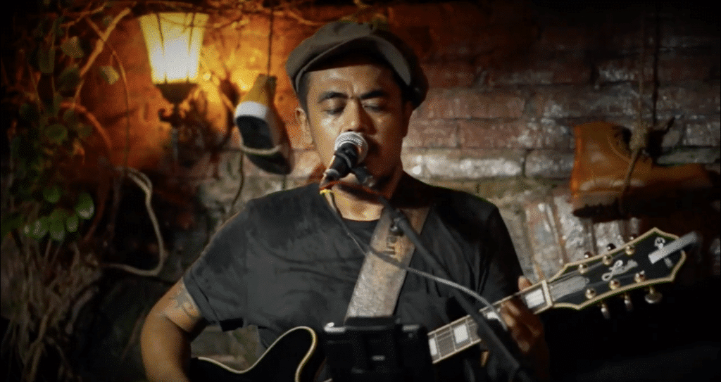 Aray Daulay - Live at The Orchard